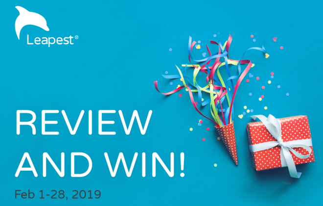 Submit a product review and win a $50 Amazon gift card!