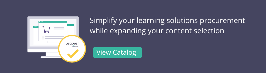 Simplify the way you procure training content and achieve spend efficiency